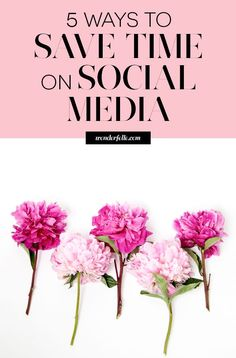 Social media can be