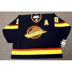 PAVEL BURE Vancouver Canucks 1994 CCM Vintage Throwback Away NHL Hockey  Jersey 6d75287e2