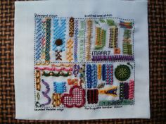 TAST fabric book page 1