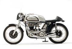 1958  Triton Triumph Tiger 650cc Cafe Racer Frame no. N14 76985 Engine no. T110 019061