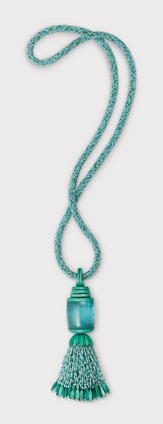Hemmerle - aquamarine, turquoise in white gold and copper