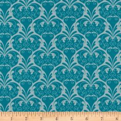 Riley Blake Happy Ever After Carriage Blue for quilt