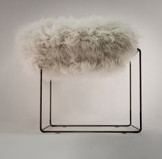 Yeti Stool by OFFICIAL