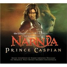 Narnia: Prince Caspian [Original Motion Picture Soundtrack] (Audio CD)  http://www.picter.org/?p=B0015HZAP2
