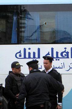 Explosão em apartamento de terrorista deixa mortos no Cairo. (foto: EPA)