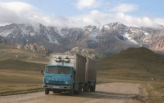 The Torugart Pass is a remote mountain border crossing between Kyrgyzstan and China. China Trip, China Travel, Silk Road, Central Asia, Adventure Awaits, World Cultures, First World, Shanghai, Countries
