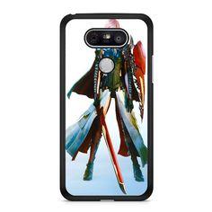 Lightning Final Fantasy Xiii-2 LG G6 Case Dewantary