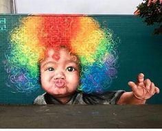 Urban Street Art   Julian Calvjio in Australia