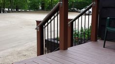 By custom iron craft inc Handicap Ramps, Balcony Railing, Fence Gate, Heavy Equipment, Deck, Stairs, Iron, Windows, Outdoor Decor