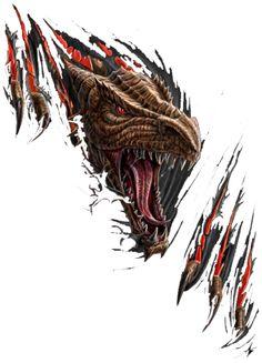драконы клипарт   Галерея драконов, изображения драконов, картинки драконов, рисунки драконов
