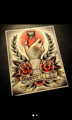 Etsy tattoo flash https://www.etsy.com/shop/ParlorTattooPrints