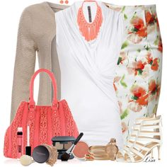 """""""Leah Lace Bag"""" by lmm2nd on Polyvore"""