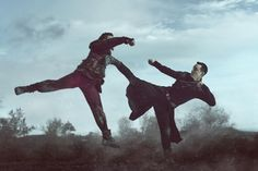 LIMA VAGA: Into the Badlands regresa con segunda temporada