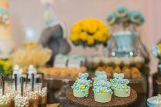 decoracao_cha_de_bebe11 Miniature, Baby Shower, Desserts, Food, Kids Part, Fiestas, Babyshower, Tailgate Desserts, Deserts