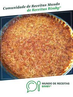 Tarte de amêndoa de crisdesign. Receita Bimby® na categoria Sobremesas do www.mundodereceitasbimby.com.pt, A Comunidade de Receitas Bimby®.