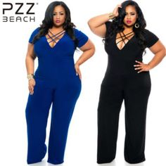 6d5f25efbca5f Rompers – Fashion For Plus Size Ladies