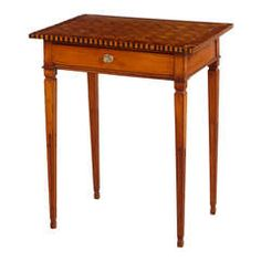 Italien Louis XVI table