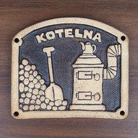 Keramika / Zboží   Fler.cz House Numbers, Decorations, Flat Irons, Fimo, Dekoration, Ornaments, Decor, Decoration, Embellishments