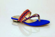 New Flat Sandals And Slippers For Eid Special By Gul Ahmed From The Summer Season 2014