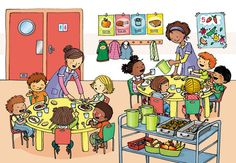 Typically there are stories that accompany each illustration. Speech Language Therapy, Speech And Language, Speech Therapy, French Lessons, English Lessons, Communication Orale, Picture Composition, Hidden Pictures, Picture Story