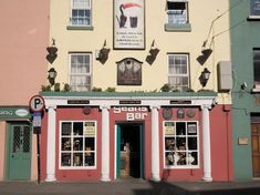 SEAN'S BAR Athlone, Ireland Reportedly Europe's oldest bar, dating back to 900 A. 'Nuff said. Ireland Pubs, Ireland Travel, Athlone Ireland, Places Around The World, Around The Worlds, Old Ale, City North, On The Road Again, Emerald Isle