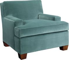 Foster Chair from the Mariette Himes Gomez collection by Hickory Chair Furniture Co.