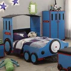 Hellblau Und Orange Schlafzimmer Design, Einen Ort, Wo Sie Einsinken Und  Entspannen In Einem Bequemen Sessel. In Einem Kleinenu2026