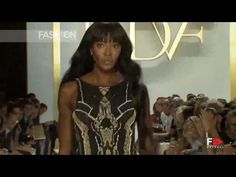"""DIANE VON FURSTENBERG"" Fashion Show Spring Summer 2014 New York HD by Fashion Channel"