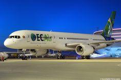 757 ECAir (RÉPUBLIQUE DU CONGO) @ CDG.