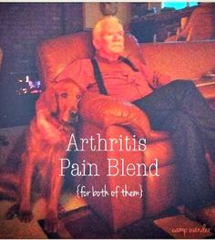 Homemade Arthritis Pain Relief Remedy