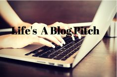 Learn how to pitch your blog posts.