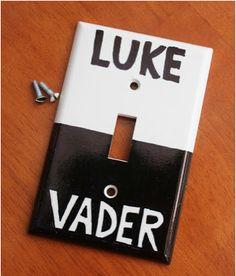 I Am Momma - Hear Me Roar: Five Finds Friday - star wars light switch