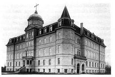 St. Marys Academy, 1902 #AcademyRoad #Winnipeg #History