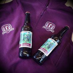 """""""Keine Bieridee! :) Wir machen schöne Textilien für #BaselbieterBier, dafür dürfen wir degustieren. Hicks ;)"""""""