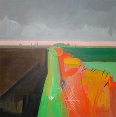 F R E D I N G R A M S | artist - Landscapes