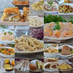 MENU DI NATALE FACILE Christmas Dishes, Christmas Time, Antipasto, Menu, Crepes, Biscotti, Buffet, Food And Drink, Chicken