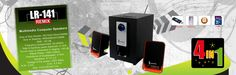 LR- 141 Speakers