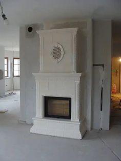 Stove Paint, Diy Home Decor, Fireplace Design, Fire Places, Living Room, Diy Room Decor, Homemade Home Decor