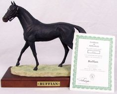 Ruffian by David Geenty