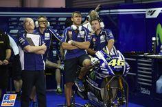 Yamaha Factory Racing, MotoGP Grand Prix van Qatar 2014, MotoGP