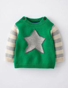 Logo Sweater 71322 Boys at Boden