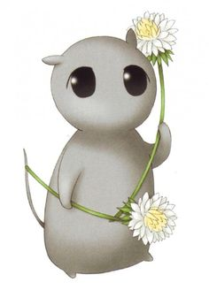 He's sooo cute! >.< I've always been team Yuki, but then Kyo does something cute and I'm all confused >_