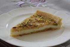 Suriye Tatlısı   Yemek Zevki Arabian Food, Turkish Recipes, Dessert Recipes, Desserts, Tart, Sandwiches, Cheesecake, Pumpkin, Dinner