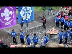 "▶ Clapping game ""One, two, three, break it down"" - Wildgeese@Kandersteg 2012 - YouTube"