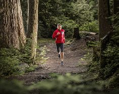 To do: try trail running