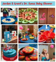 Suess Baby Shower Ideas (Image Photography by Julie Pinsinski©)grren eggs and ham Dr Suess Baby, Dr Seuss Baby Shower, Baby Boy Shower, Baby Shower Gender Reveal, Baby Shower Themes, Shower Ideas, Baby Bash, Welcome Baby, Niece And Nephew