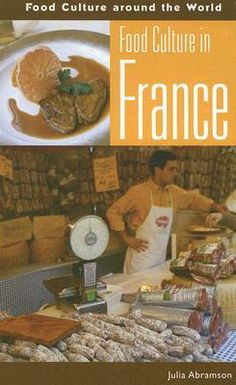Click the image to visit the University at Buffalo Libraries catalog and learn more about the book, including library location information. #ublibraries #cooking #france #french