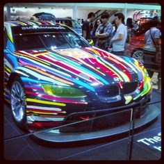 Indonesia International Motor Show, BMW, full colour