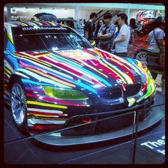 Indonesia International Motor Show, BMW, full colour