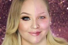 "This Woman Hit Back At ""Make-Up Shaming"" With An Incredible Transformation"
